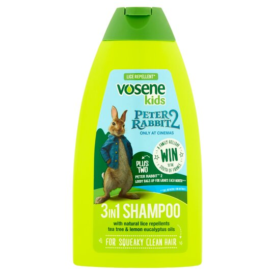 Vosene Kids 3In1 Shampoo & Conditioner 250Ml