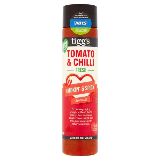 Tigg's Perfect Match Tomato & Chilli Dressing 160Ml