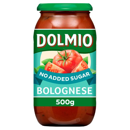 image 1 of Dolmio Original Bolognese Pasta Sauce No Added Sugar 500G