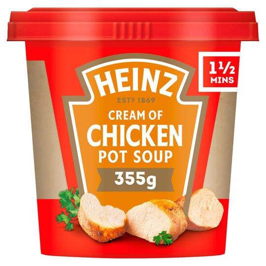 image 1 of Heinz Cream Of Chicken Pot Soup 355G