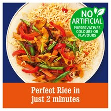 image 4 of Ben's Original Savoury Chicken Microwave Rice 250G