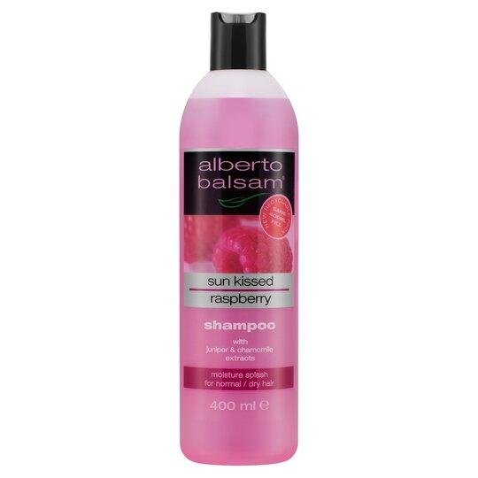 Alberto Balsam Raspberry Shampoo 400Ml