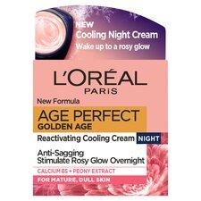 image 1 of L'oreal Paris Age Perfect Golden Age Night Cream 50Ml