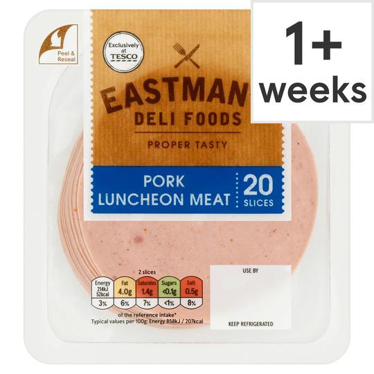 Eastman's Pork Luncheon Meat 250G