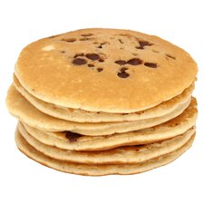 6 American Chocolate Chip Pancakes Tesco Groceries