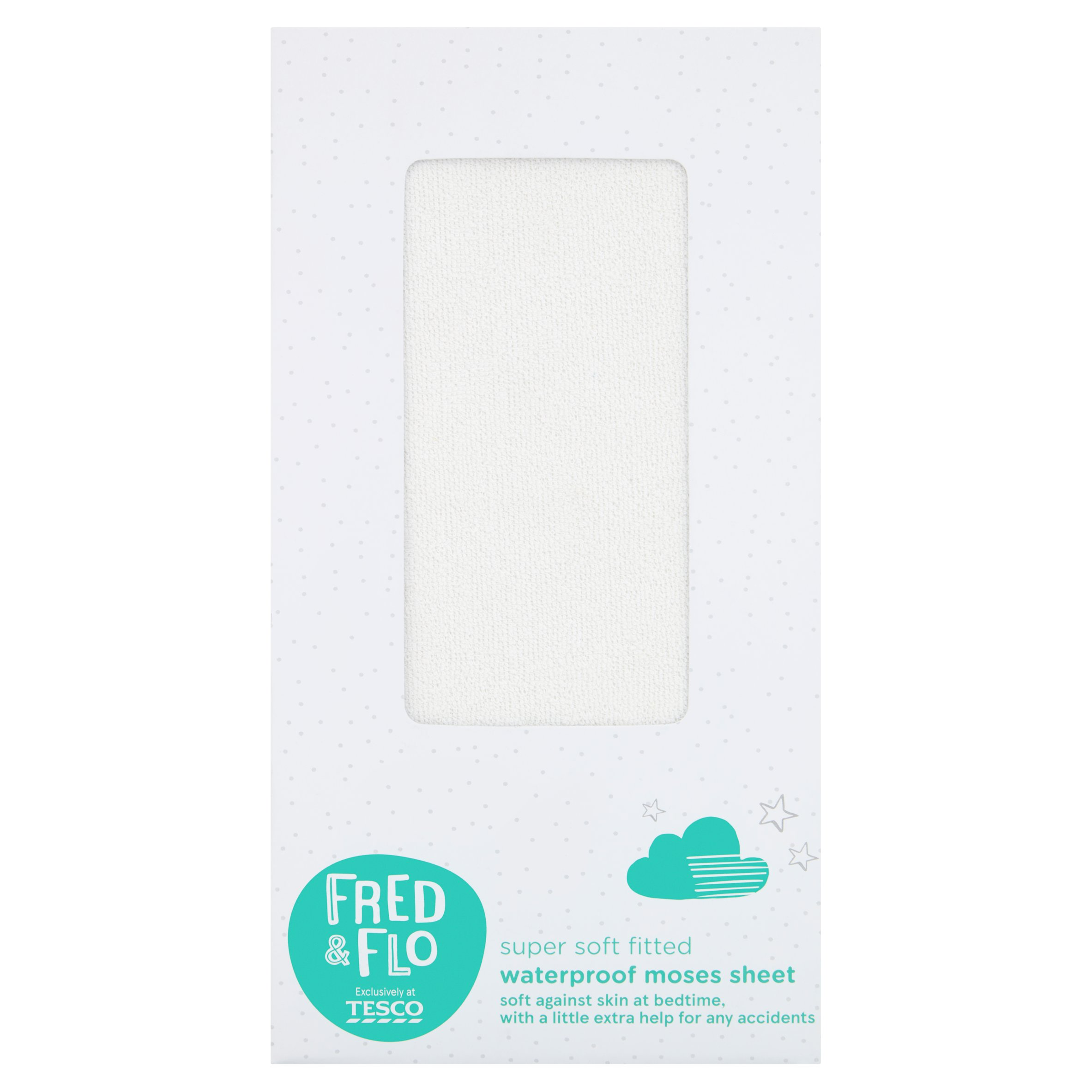 Fred&Flo Moses Waterproof Fitted Sheet