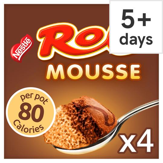 Rolo Mousse 4X50g