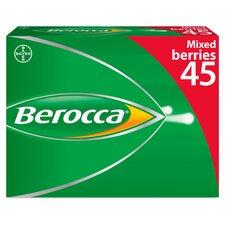 image 1 of Berocca Mixed Berries 45'S