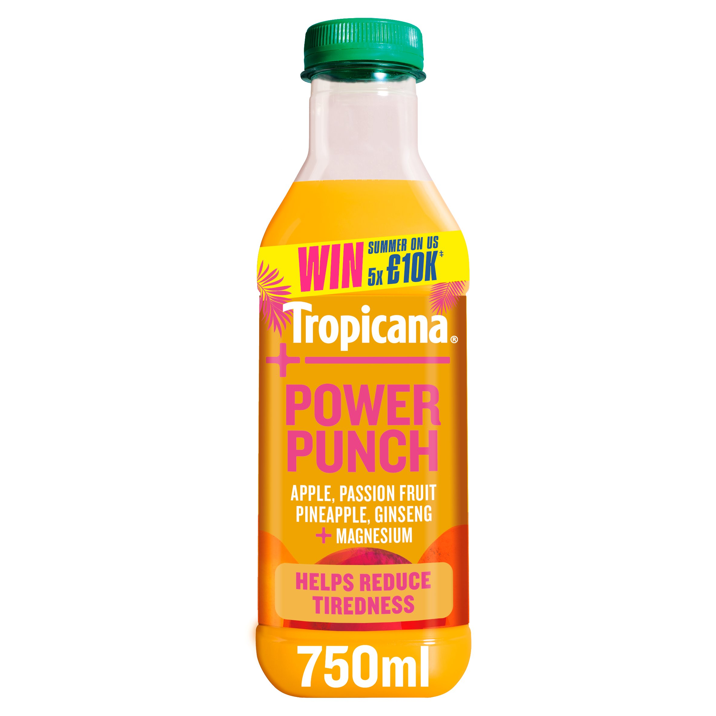 Tropicana Plus Power Punch Juice 750Ml