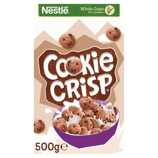Nestle Cookie Crisp Cereal 500G