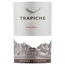 image 2 of Trapiche Oak Cask Malbec 75Cl