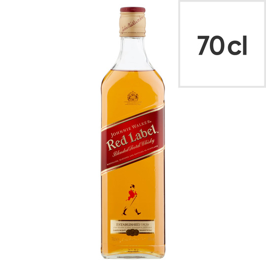 Johnnie Walker Red Label Whisky 70Cl - Spicy