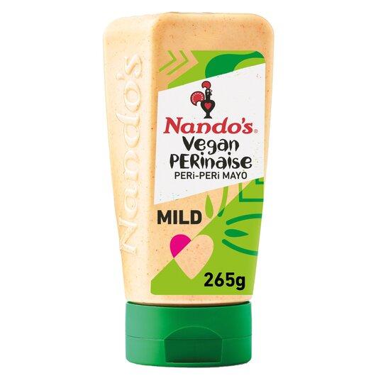 Nando's Vegan Perinaise Peri Peri Mayonnaise 265G
