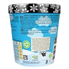 image 2 of Ben & Jerry's Minter Wonderland Mint Ice Cream 465Ml