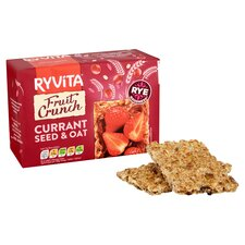 image 2 of Ryvita Fruit Crunch Crisp Bread 200G