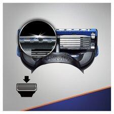 image 2 of Gillette Fusion Proglide Razor Blades Refill 8 Pack