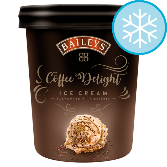 Baileys Coffee Delight Ice Cream 500ml