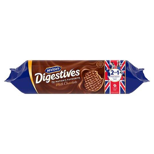 Mcvities Milk Chocolate Digestives 400G
