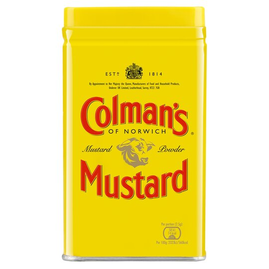 image 1 of Colman's Original English Mustard Powder 57G