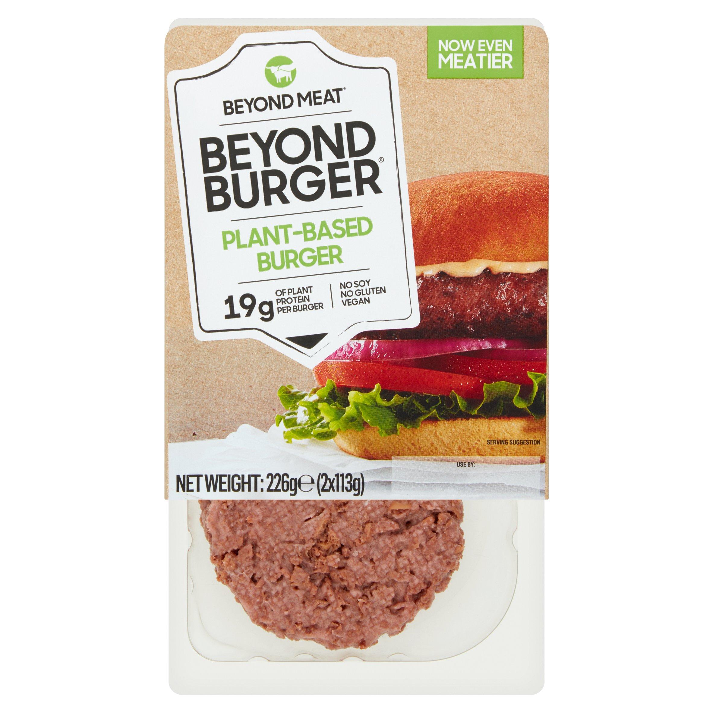 Beyond Burger Plant Based Patties 226G