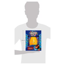 image 2 of Smarties Milk Cho Incredible Easter Egg 470G