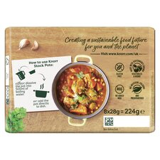 image 3 of Knorr Chicken Stock Pot 8'S 224G