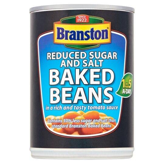 Branston Healthy Beans In Tomato Sauce 410G