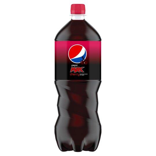 Pepsi Max Cherry 1.5L Sugar Free