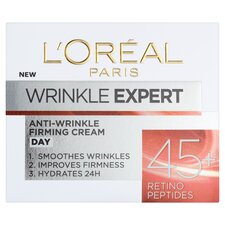 image 1 of L'oreal Paris Wrinkle Expert 45+ Day Cream 50Ml