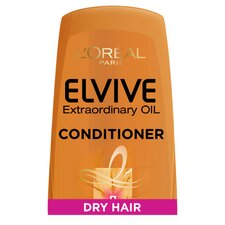 image 1 of L'oreal Elvive Extraordinary Oil Dry Hair Conditioner 300Ml