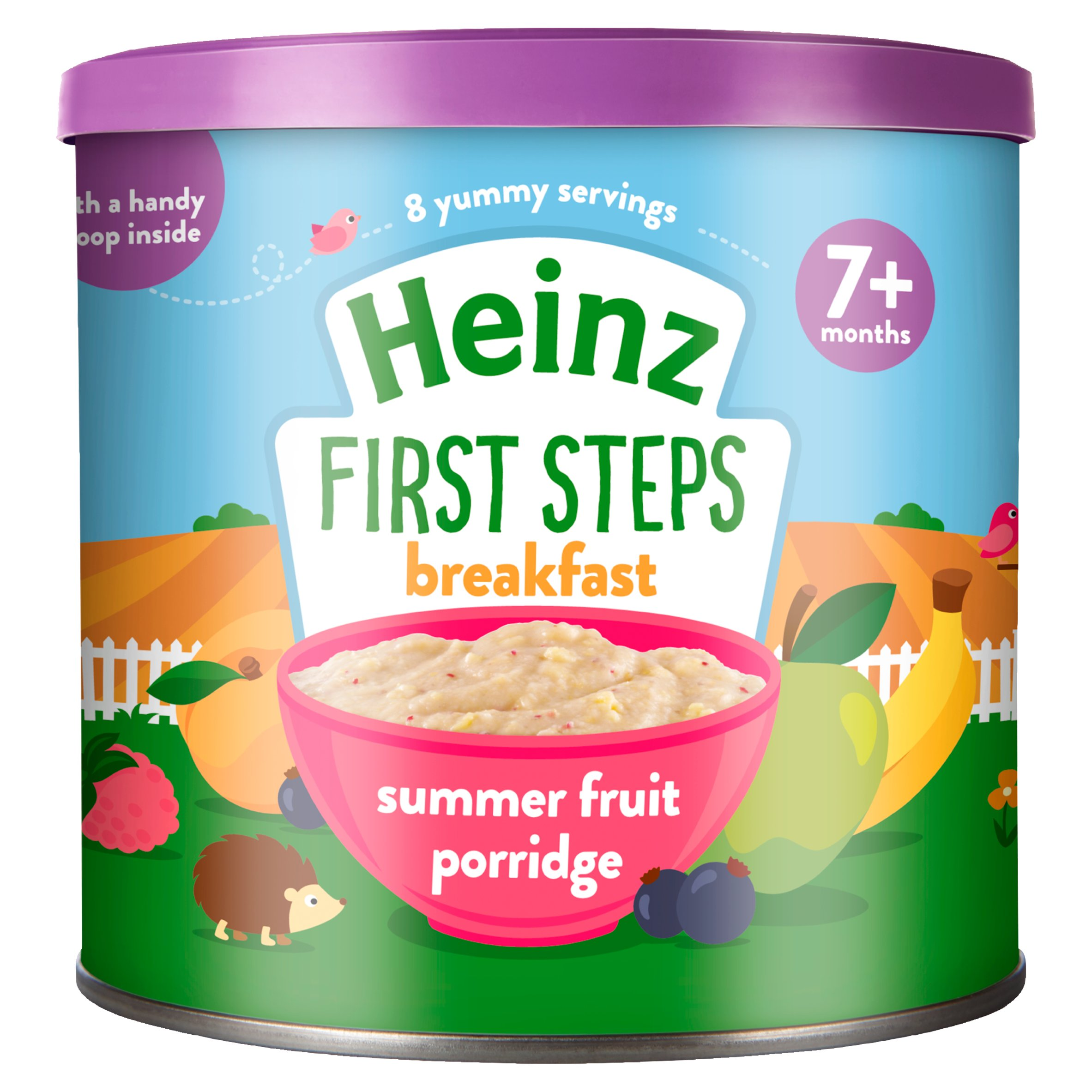 Heinz Cereal Summer Fruit Multigrain 240G