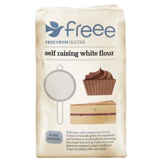 Doves Farm Gluten Free Self Raising 1Kg