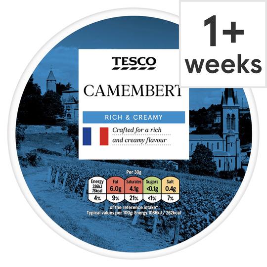 Tesco Camembert 250G