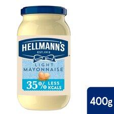 image 1 of Hellmann's Light Mayonnaise 400G