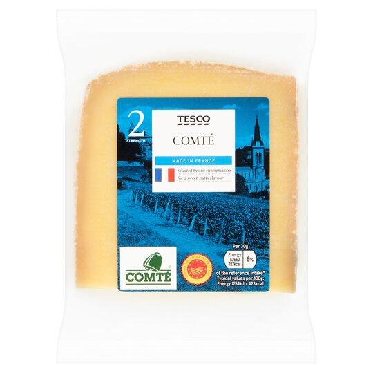 Tesco Comte Cheese 180G