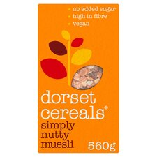 image 1 of Dorset Cereals Simply Nutty Muesli 560G