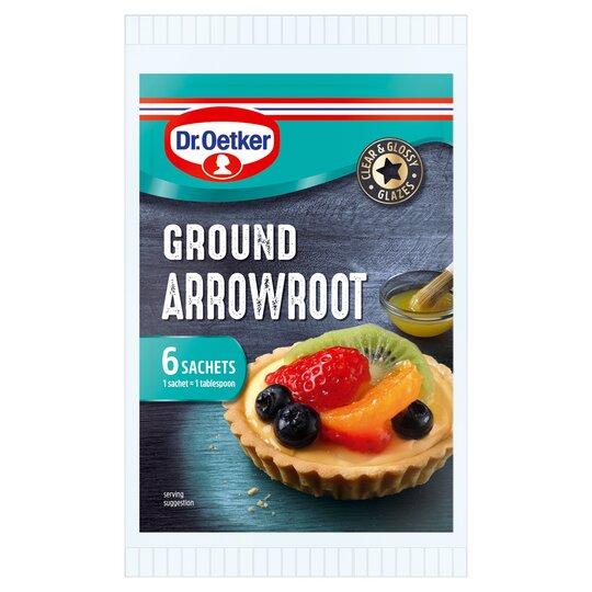 Dr Oetker Ground Arrowroot Sachets
