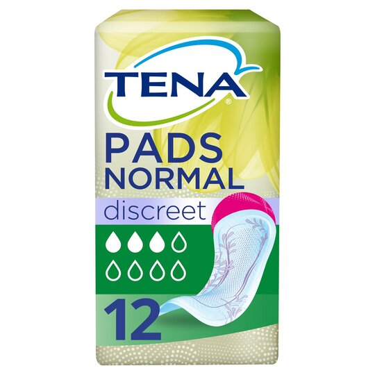 Tena Lady Discreet Normal X12