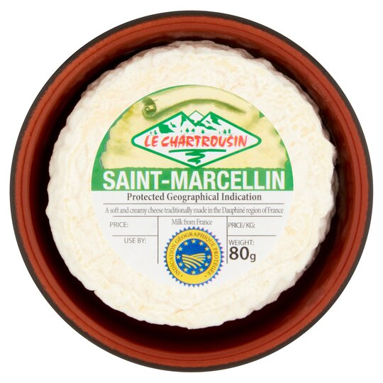 St Marcellin Igp Le Chartrousin Cheese 80G