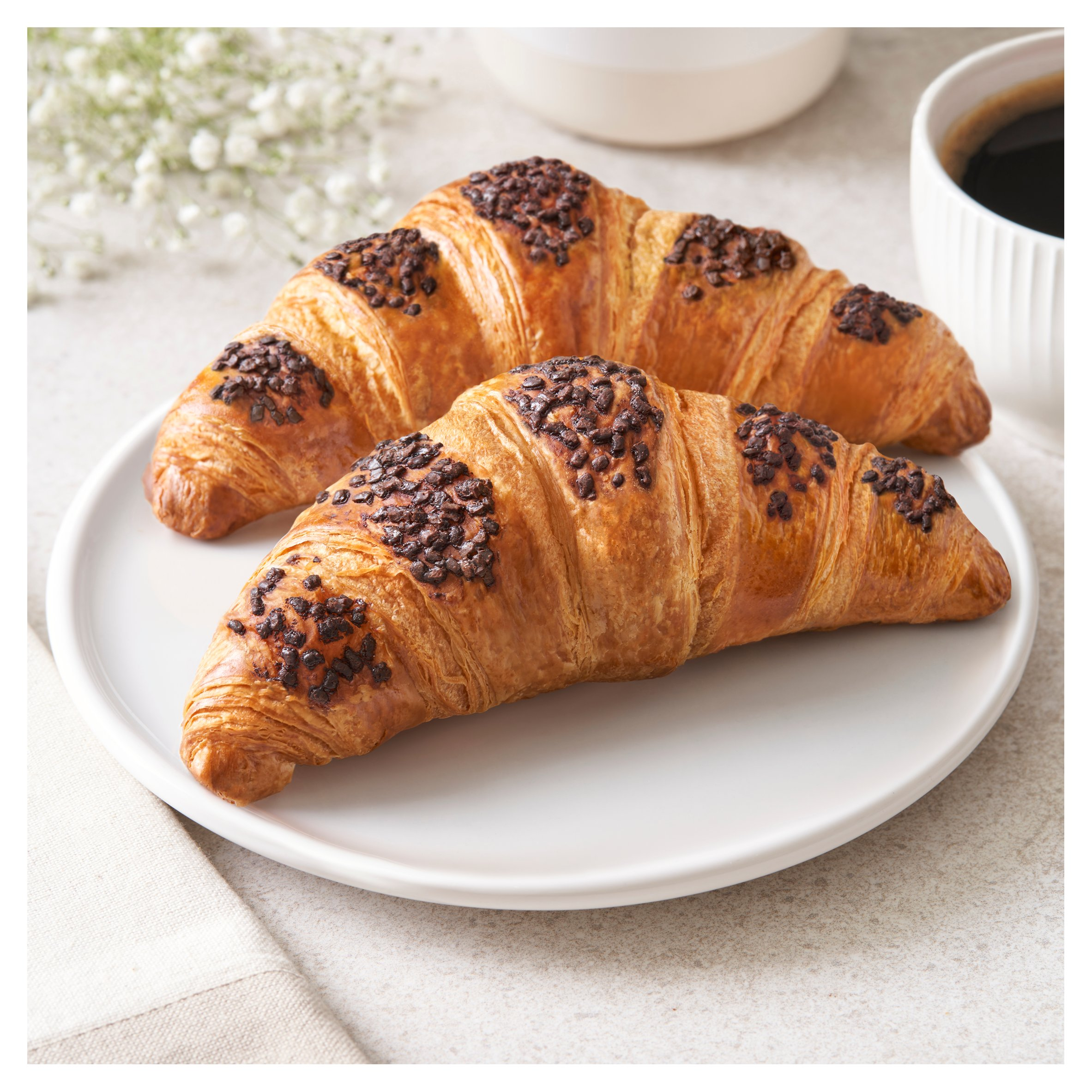 Chocolate Croissant 2 Pack