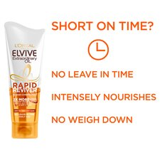 image 3 of L'oreal Elvive Extraordinary Oil Rapid Conditioner 180Ml