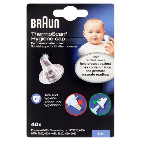 Braun Thermoscan Ear Thermometer Lens