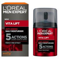 image 2 of L'Oreal Men Expert Vita Lift 5 Moisturiser 50Ml