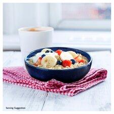 image 2 of Quaker Oat So Simple Heaps Of Fruit Banana & Strawberry Porridge 8X35.5G