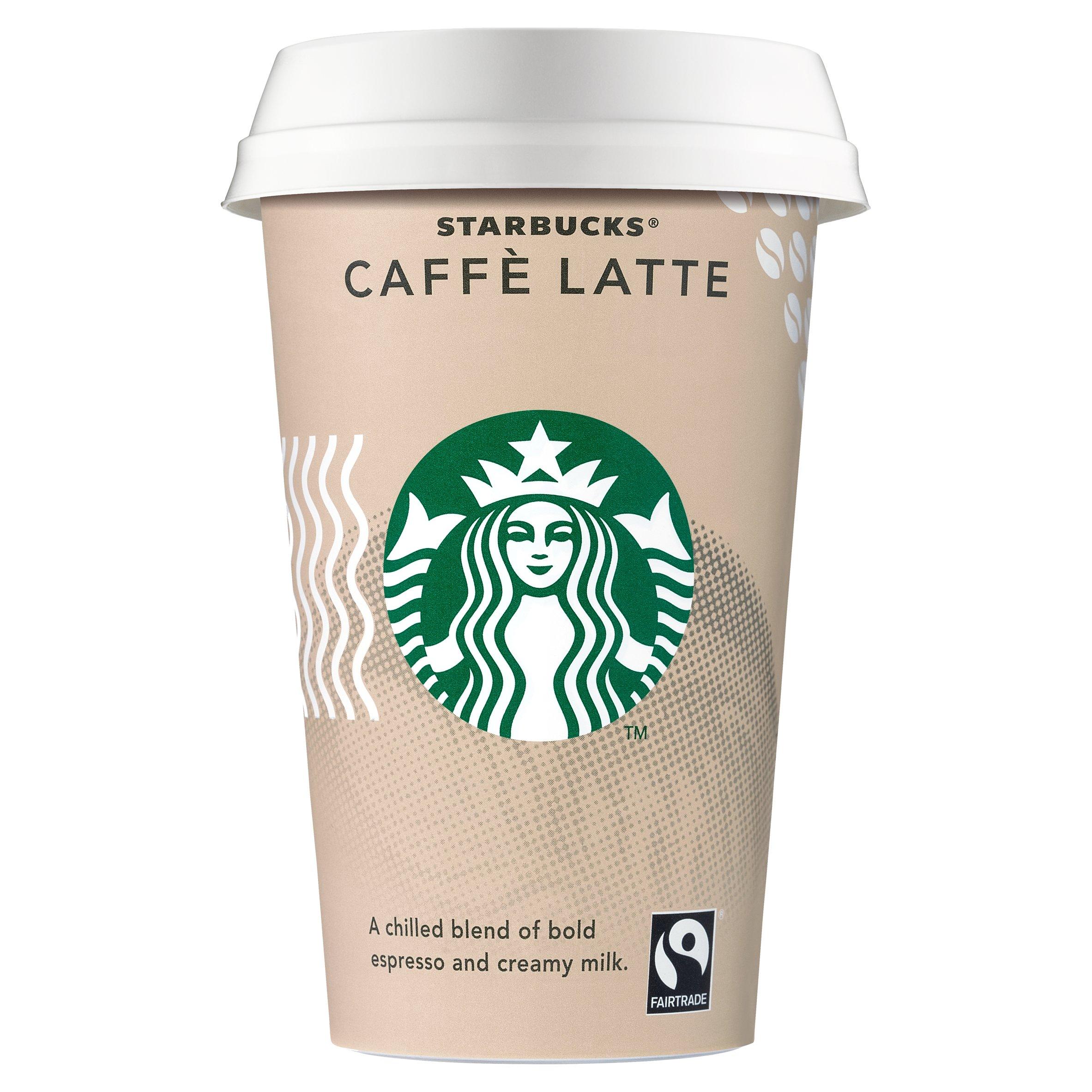 Starbucks Seattle Latte 220Ml