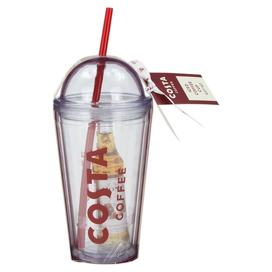 Costa Iced Coffee Cup - Tesco Groceries