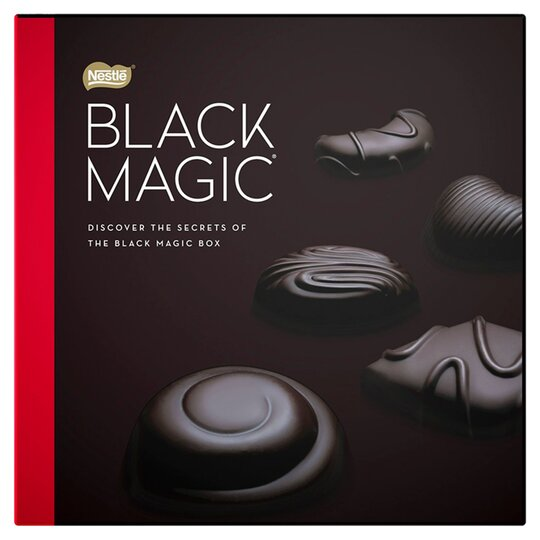 Black Magic Boxed Chocolates 174G - Tesco Groceries