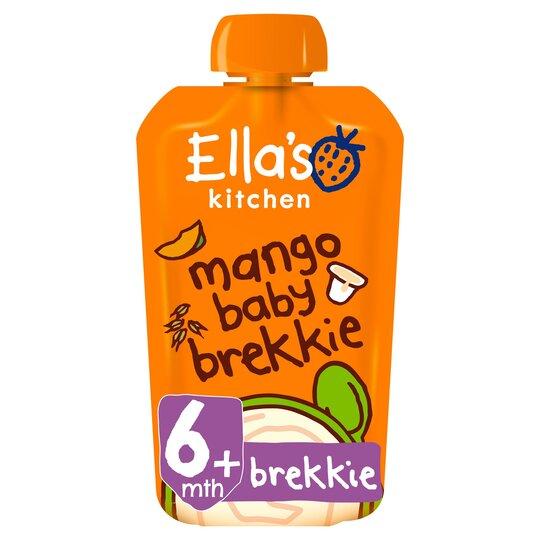 Ella's Kitchen Organic Mango Baby Brekkie 100G