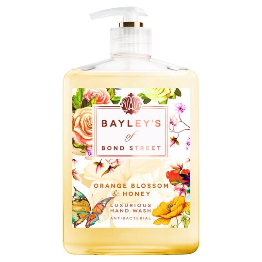 Bayley's Of Bond Street Orange Handwash 500Ml