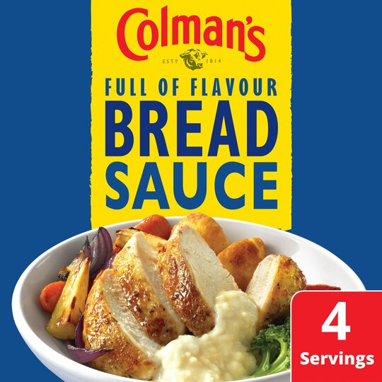 image 1 of Colman's Bread Sauce Mix 40G